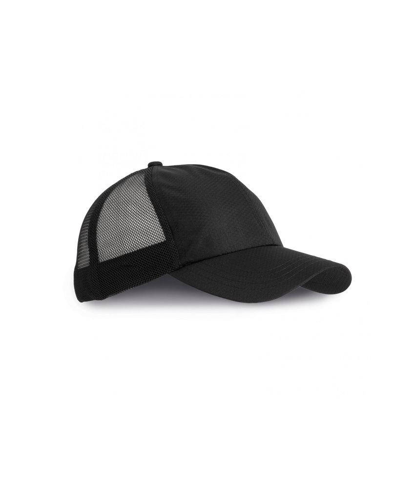 K-UP | KP152 | Sports cap in soft mesh