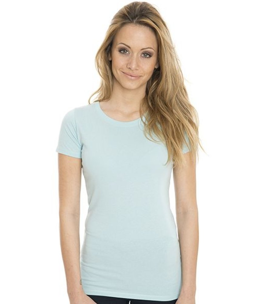 Nakedshirt Ruth - Women's Organic Slim Fitted T-Shirt