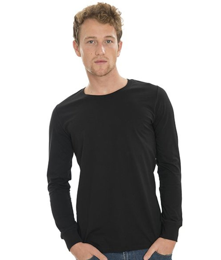 Nakedshirt Jim - Men's Organic Longsleeve T-Shirt