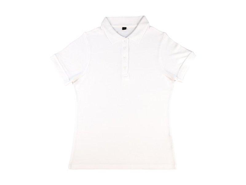 Nakedshirt Grace- Women's Viscose-Cotton Pique-Polo