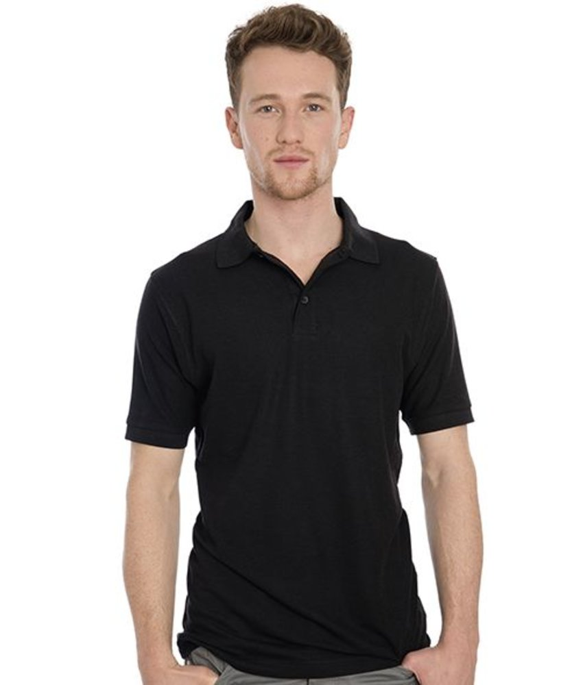 Nakedshirt Charlton Men's Viscose Cotton Pique Polo