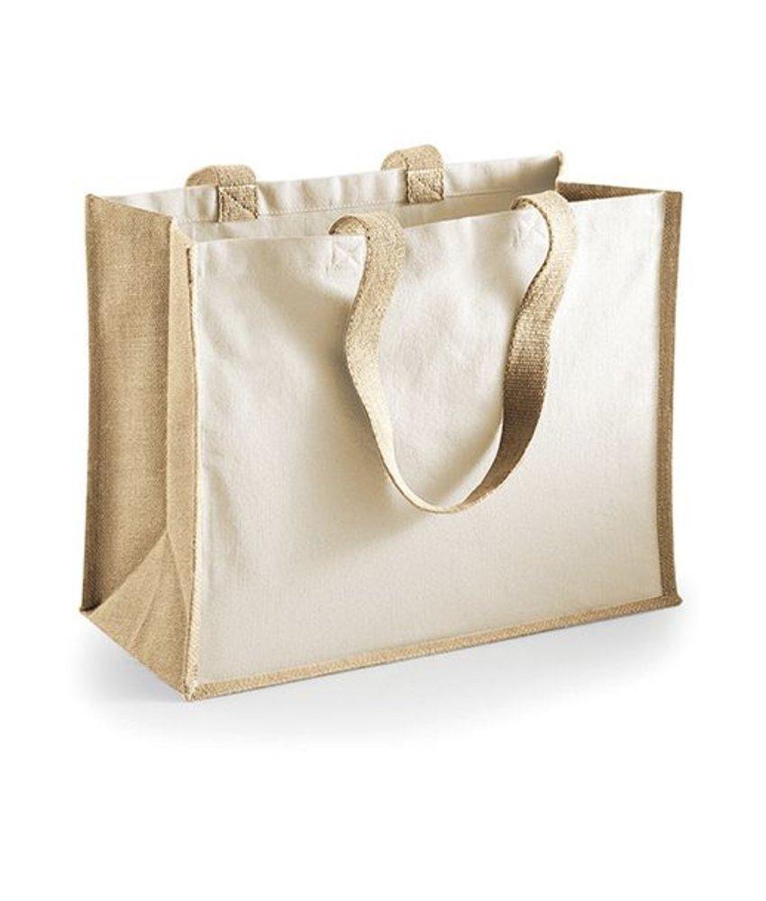Westford Mill | W422 | 602.28 | W422 | Printers' Jute Classic Shopper