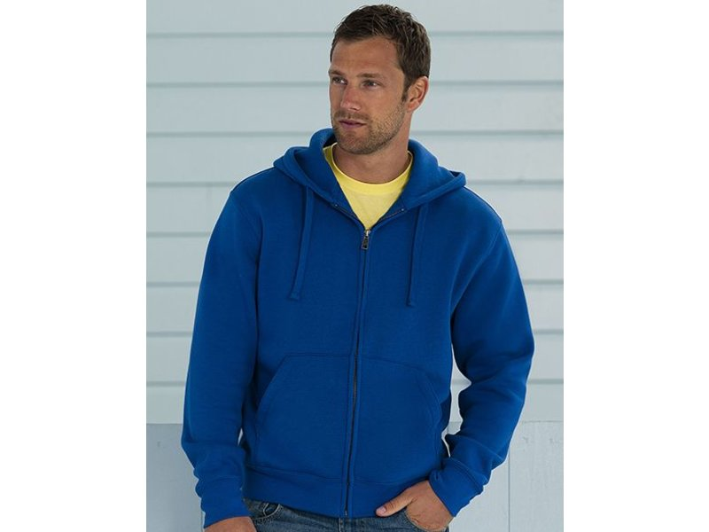 Russell Authentic Zipped Hood Vest