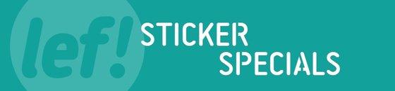 Sticker Specials