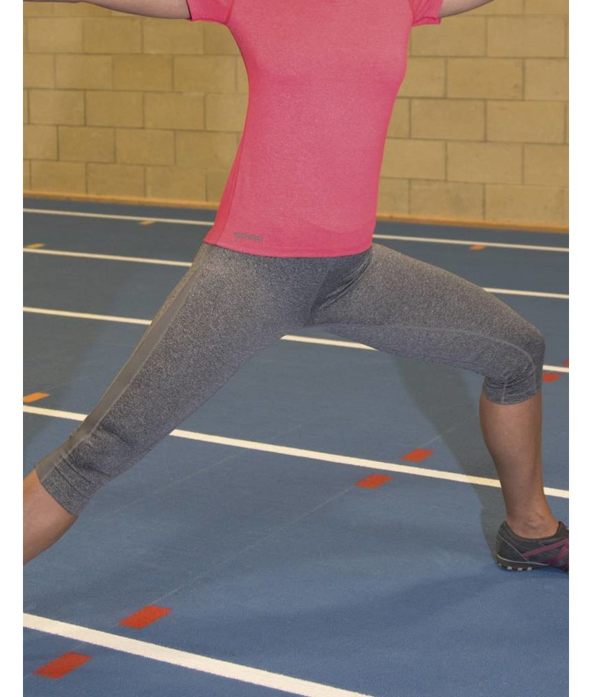 Spiro Fitness Women's Capri Pant