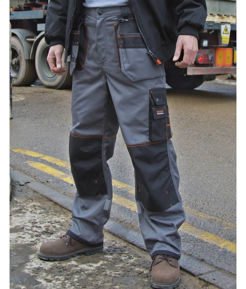 Result Work-Guard X-OVER Heavy Trouser