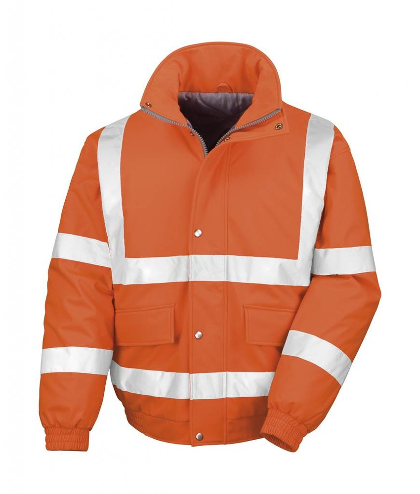 Result Safe Guard | R333 | 857.33 | R333X | Safety Padded Softshell Blouson