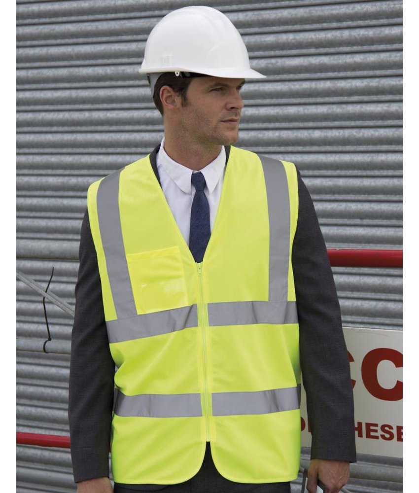 Result Core | R202 | 854.33 | R202X | Core Zip Safety Tabard