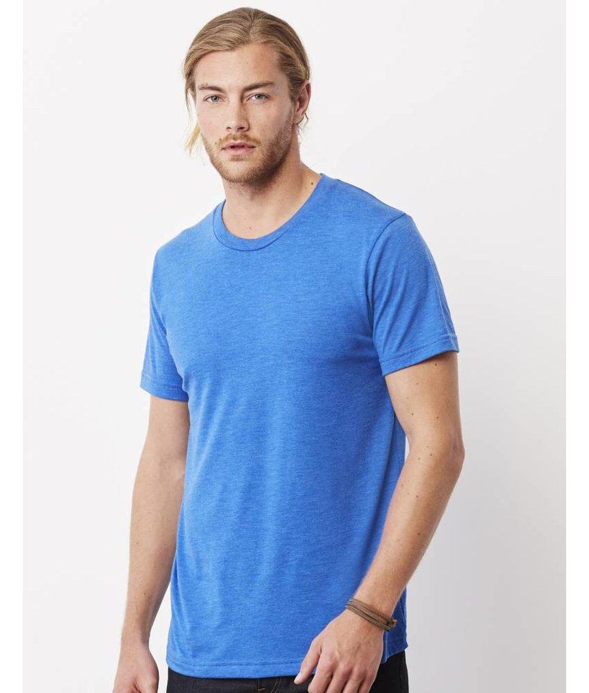 Bella + Canvas Men's Triblend Crew Neck T-Shirt