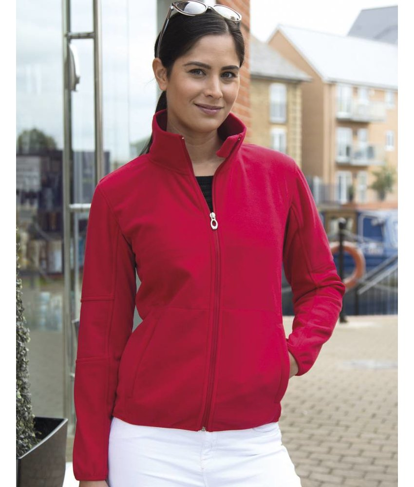 Result   R131F   446.33   R131F   Ladies' Osaka Combed Pile Soft Shell