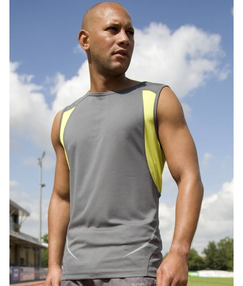 Spiro Sport Athletic Vest
