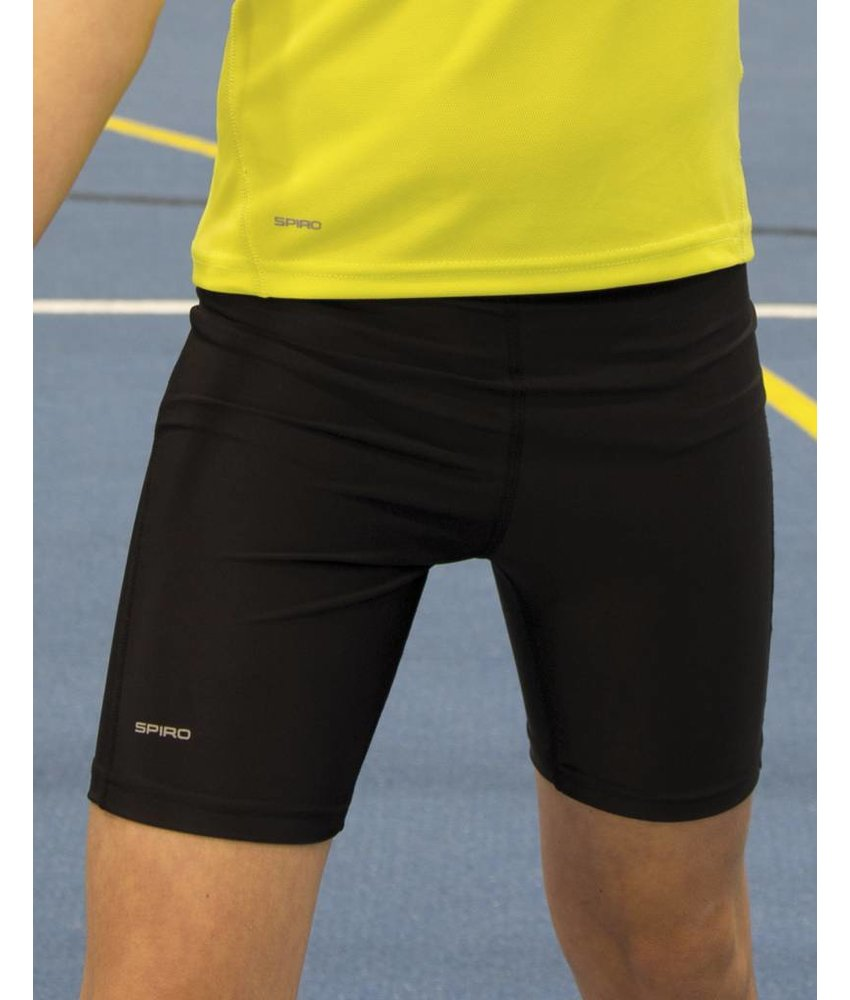 Spiro Junior Bodyfit Base Layer Shorts
