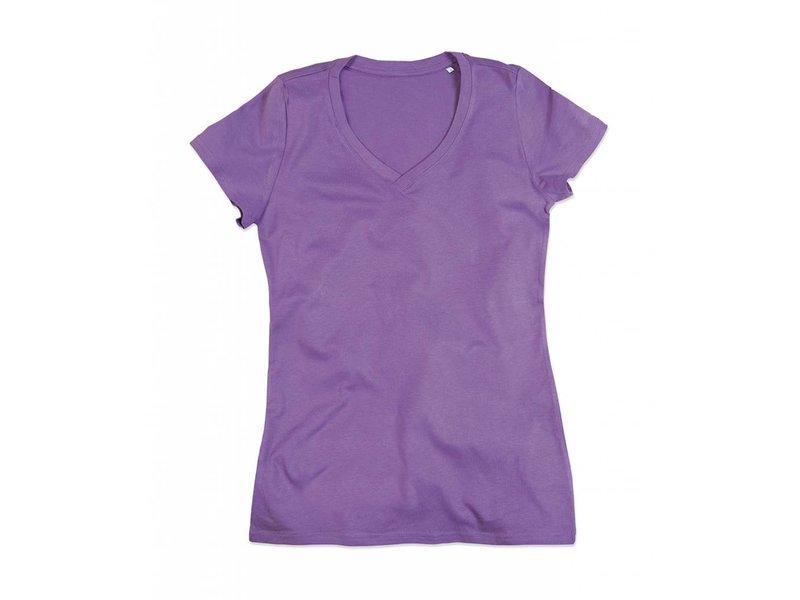 Stars by Stedman Janet V-neck Women T-Shirt