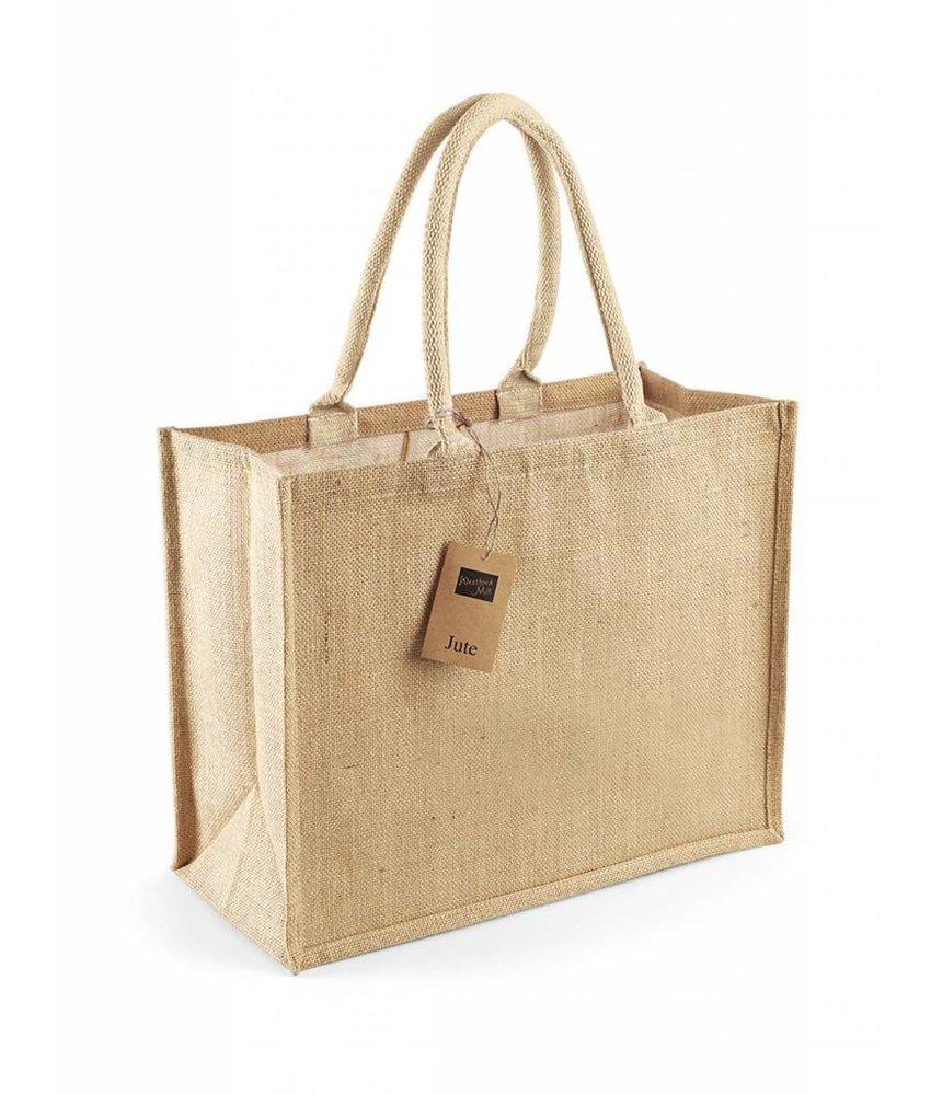 Westford Mill | W407 | 607.28 | W407 | Classic Jute Shopper