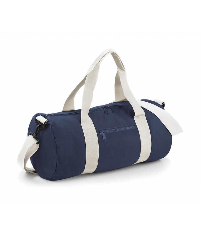 Bag Base Varsity Barrel Bag
