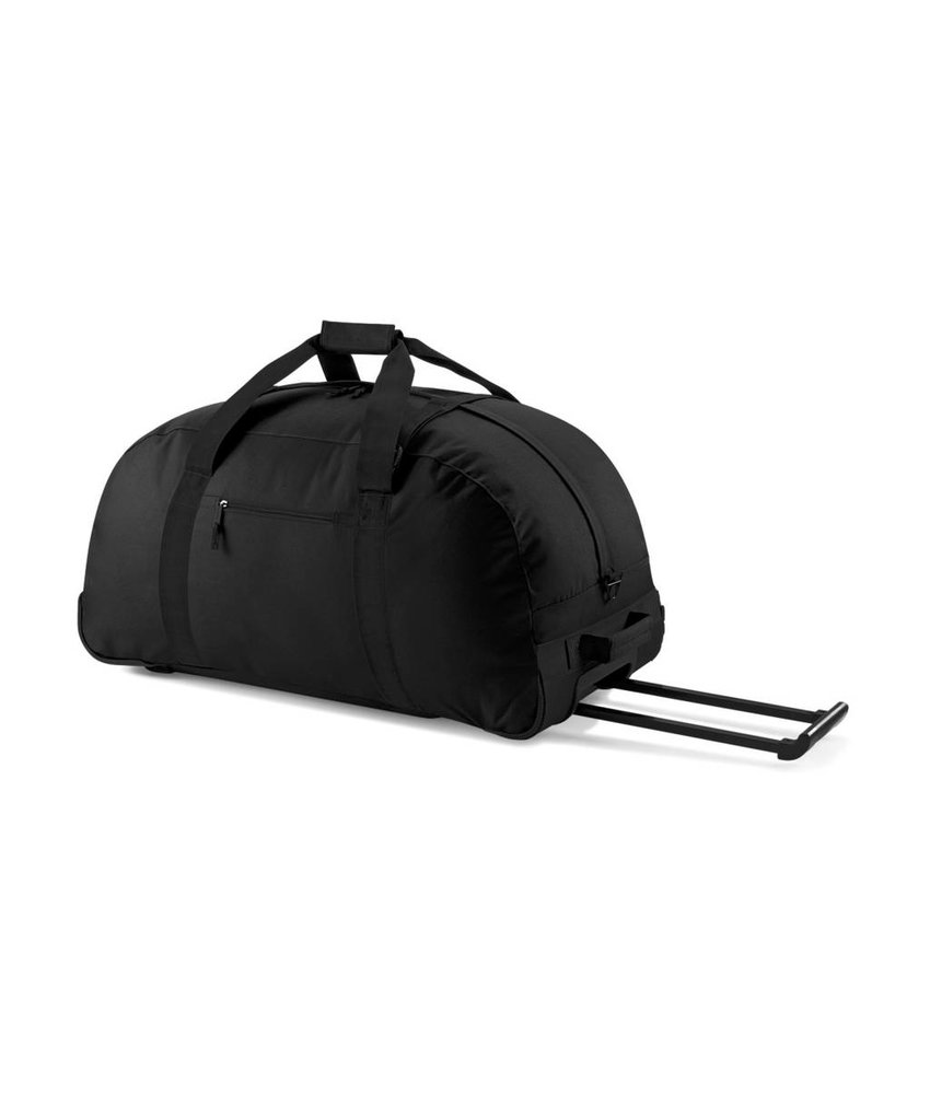 "Bag Base Wheely Holdall ""Black"