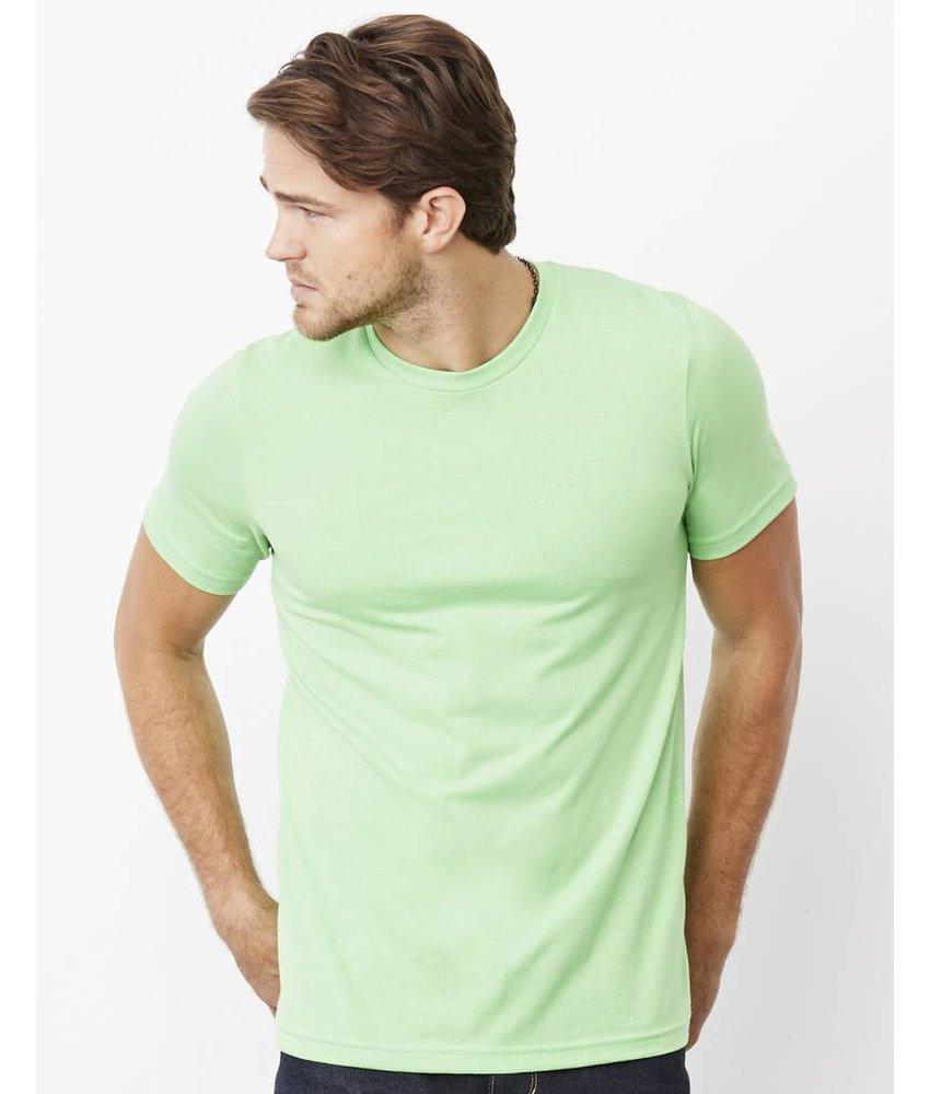 Bella + Canvas Unisex Poly-Cotton T-Shirt