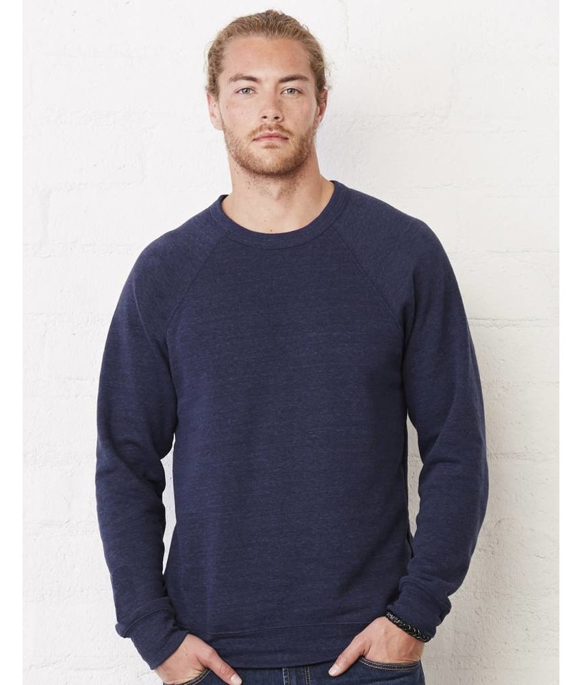 Bella + Canvas Unisex Sponge Crew Neck Sweater