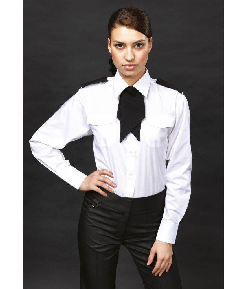 Premier Ladies' Long Sleeve Pilot Blouse