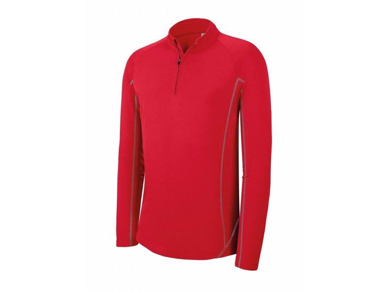 Proact Men 1/4 zip running Sweater PROACT