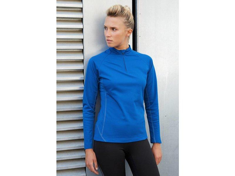 Proact Ladies' 1/4 Zip Running Sweater