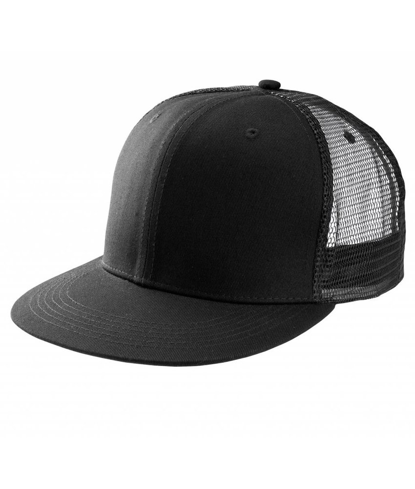 K-UP Trucker Flat Peak Cap - 6 Panels
