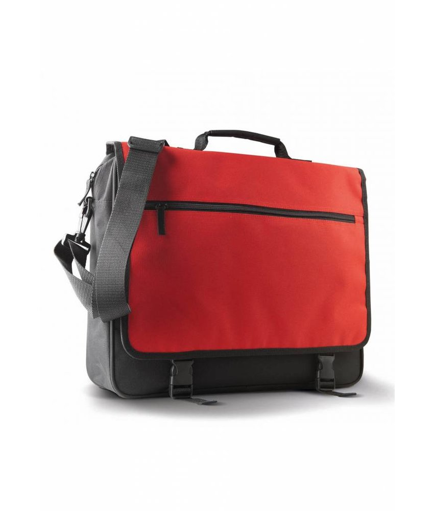 Kimood | KI0412 | Document bag with front flap