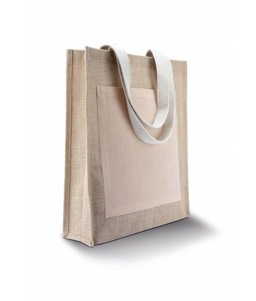 Kimood | KI0221 | Jute shopper bag
