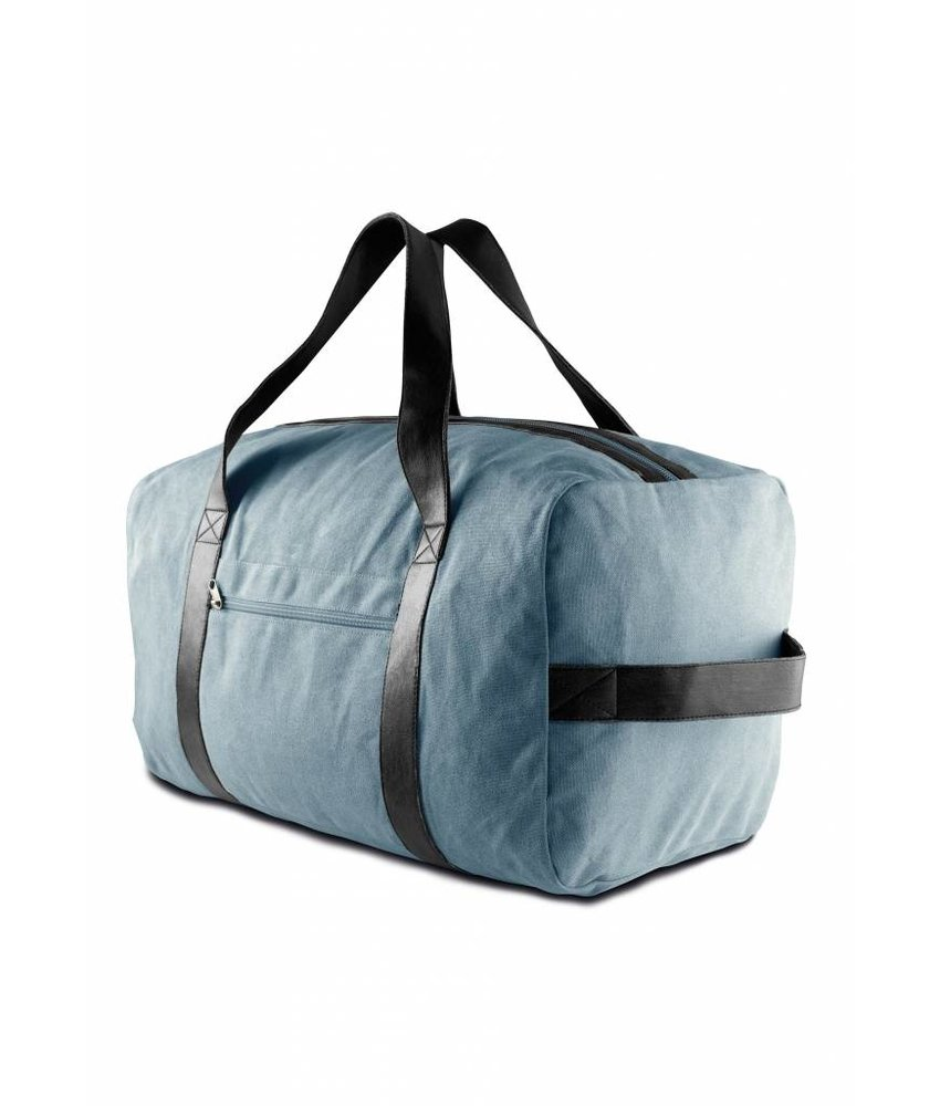 Kimood Travel Bag In Vintage Canvas