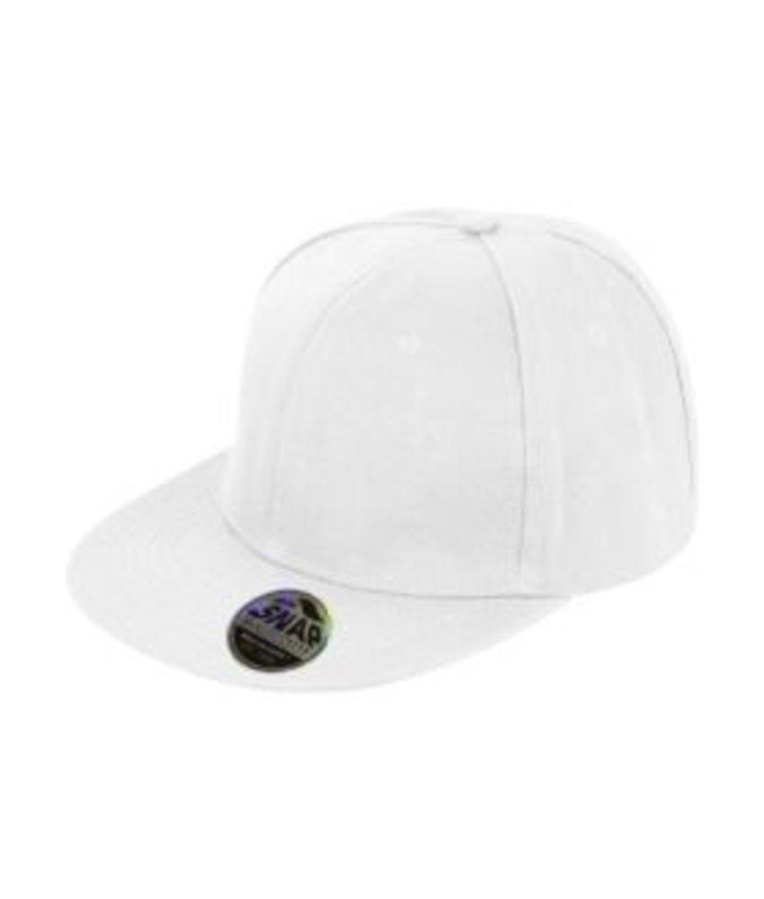 Result Headwear | RC083 | 083.34 | RC083X | Bronx Original Flat Peak Snap Back Cap