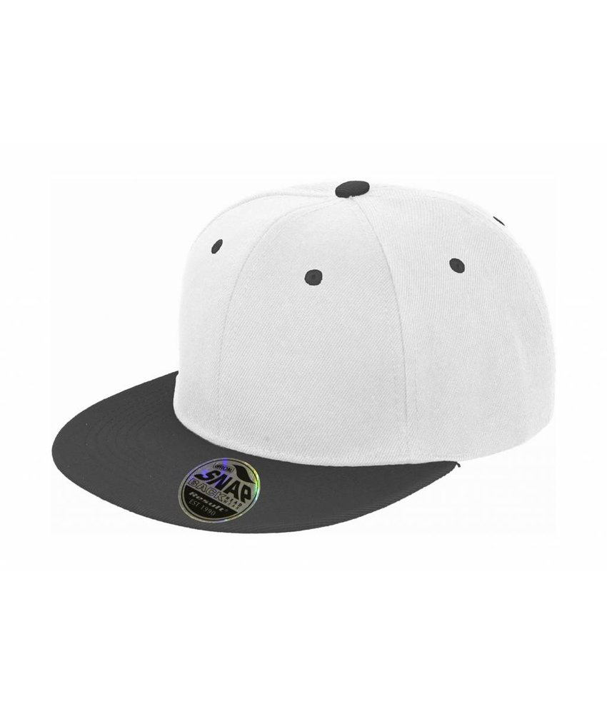 Result Headwear Bronx Original Flat Peak Snap Back Dual