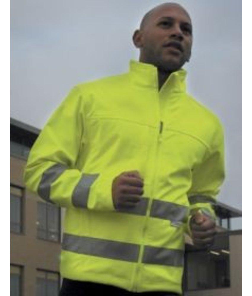Result Safe Guard | R117 | 427.33 | R117X | High-Viz Soft Shell Jacket