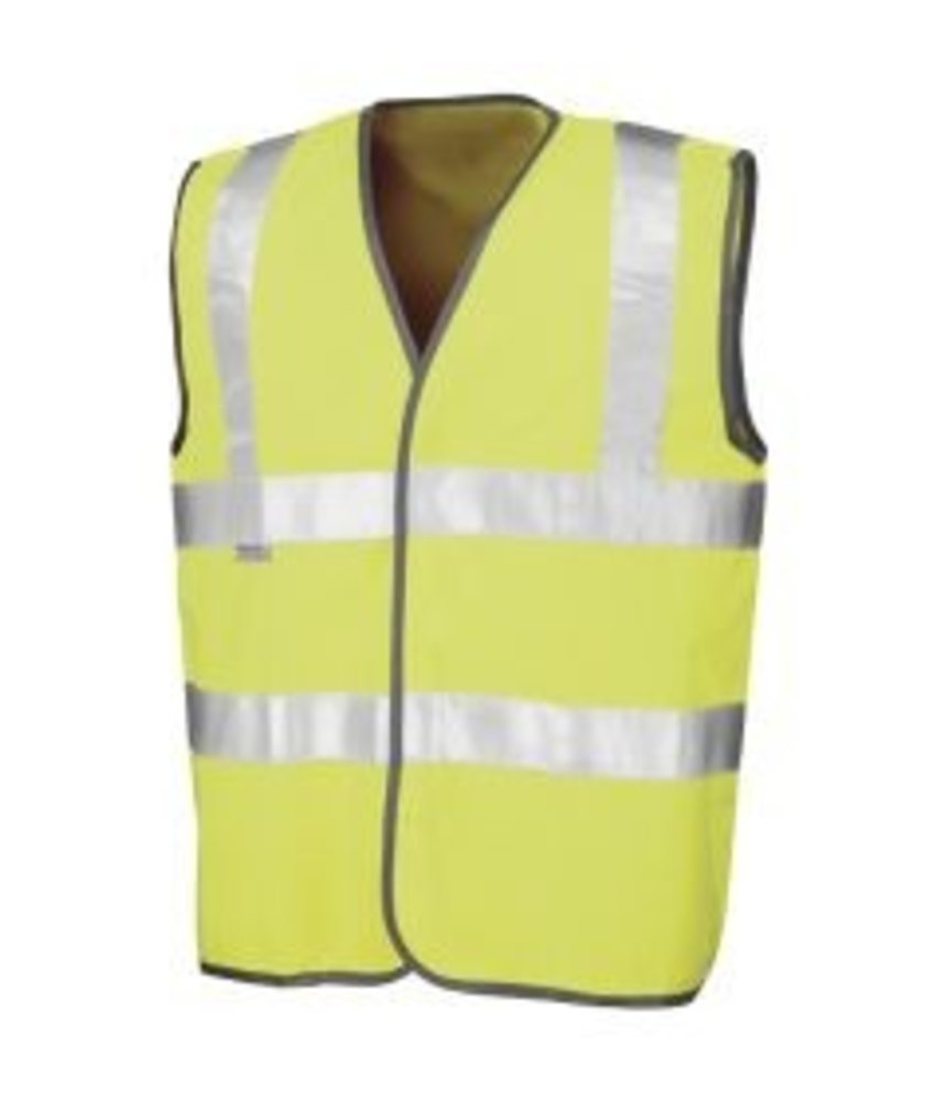 Result Safe Guard | R021 | 421.33 | R021X | Safety High-Viz Vest