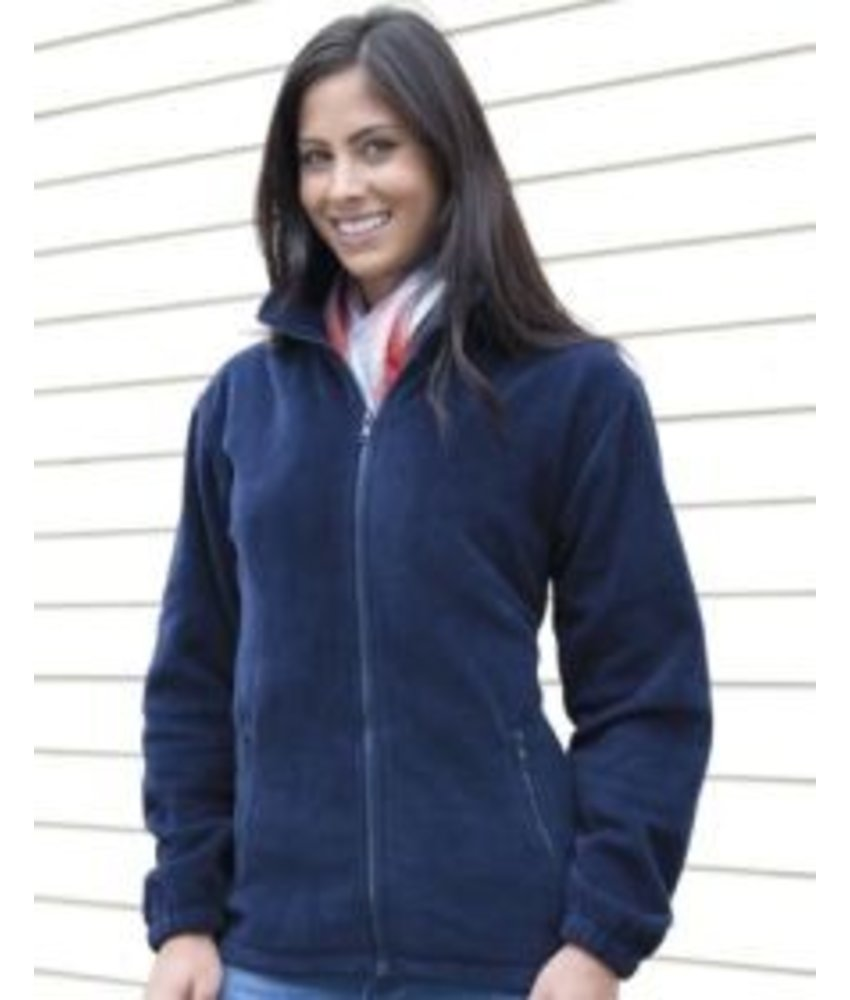 Result Core Womens Fashion Fit Outdoor Fleece