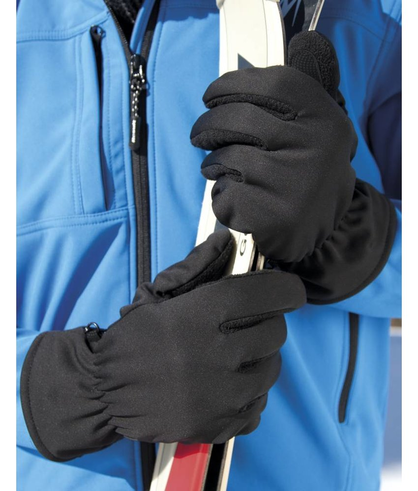 Result Winter Essentials Softshell Thermal Glove
