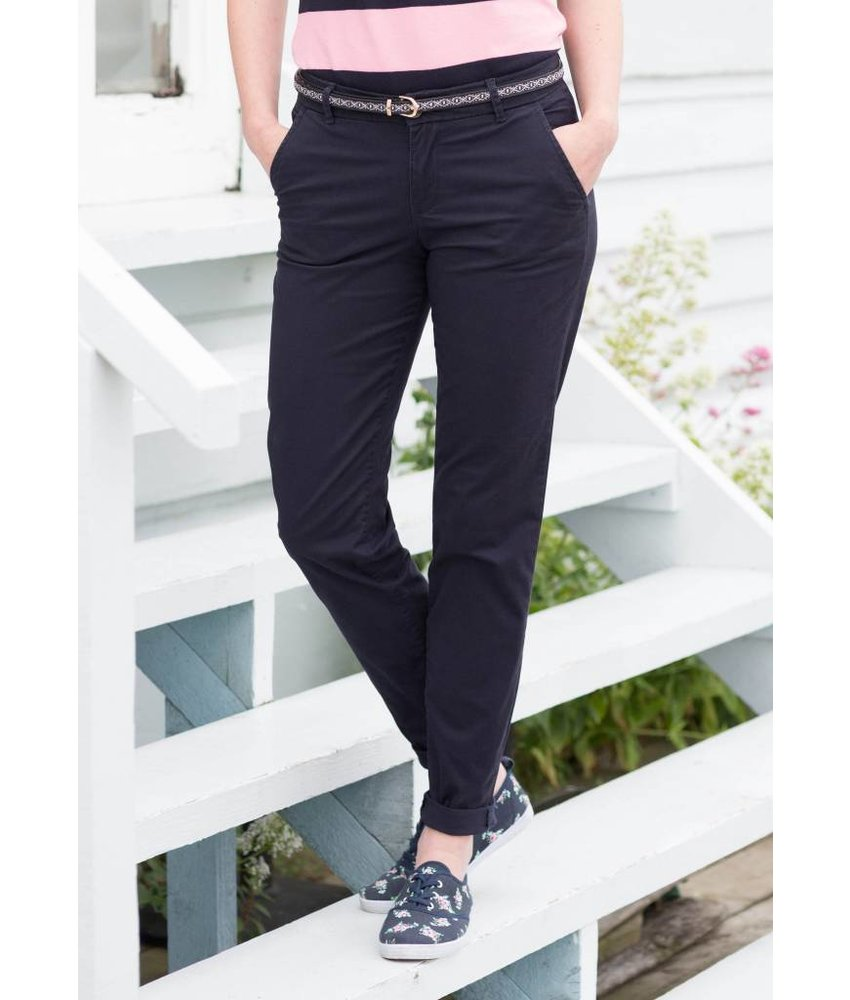 Front Row Collection | FR622 | Ladies' Stretch Chino Trousers