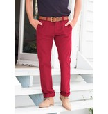 Front Row Collection Men's Stretch Chino Trousers