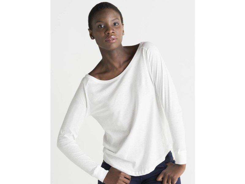 Mantis Women's Loose Fit LS T-Shirt
