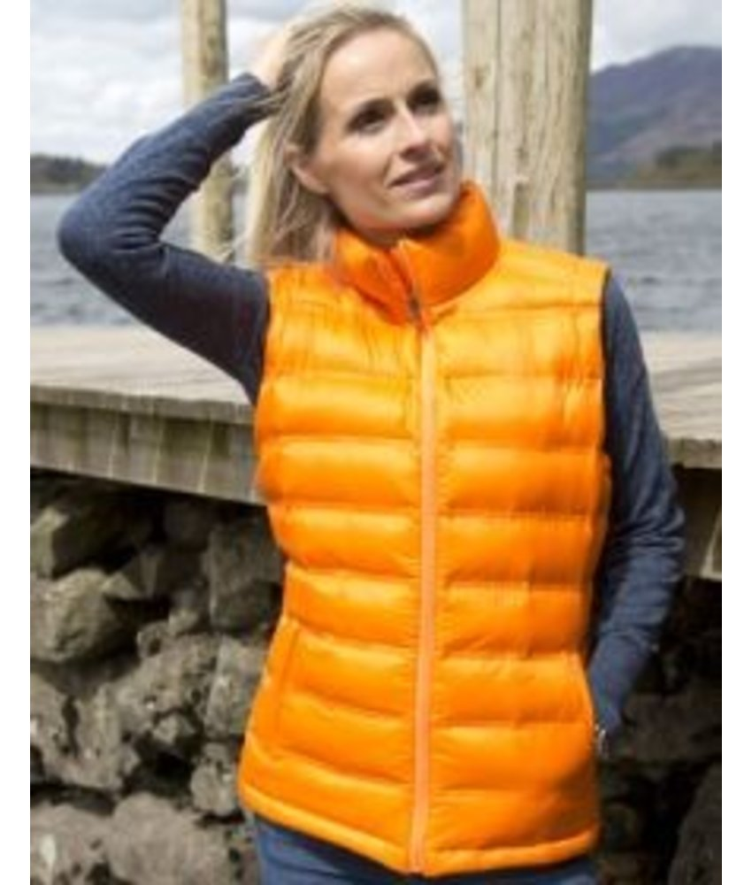 Result Urban Ladies' Ice Bird Padded Gilet