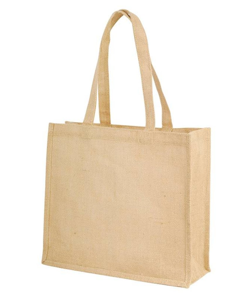 Shugon | 601.38 | SH1105 | Calcutta Long Handled Jute Shopper Bag