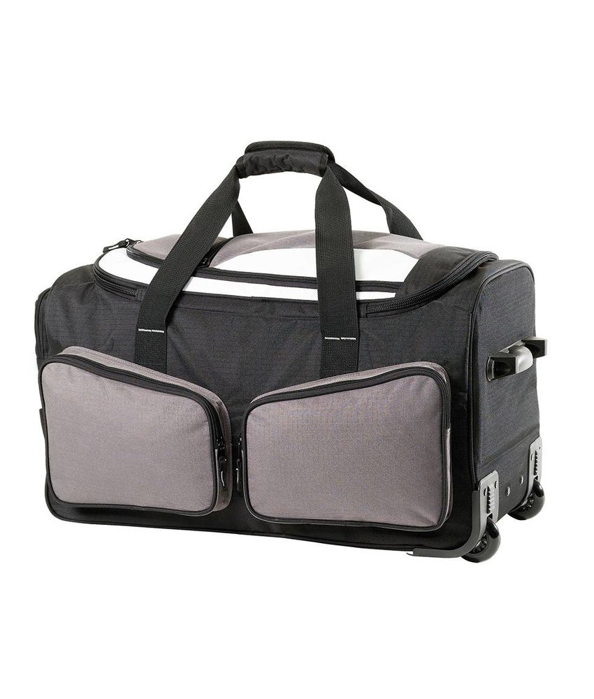 Shugon Detroit Trolley Holdall Grey/Black