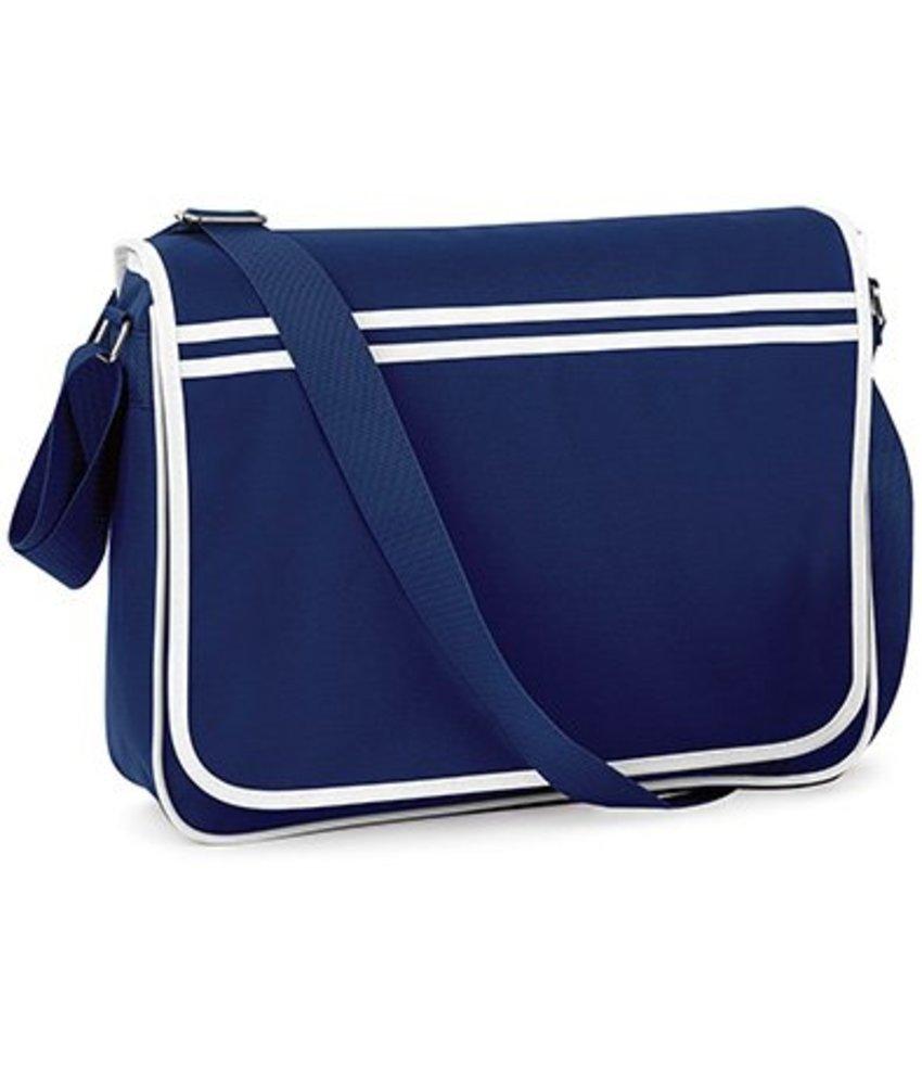 Bag Base Retro Messenger