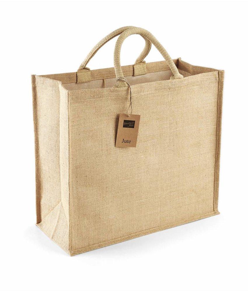 Westford Mill | W408 | 608.28 | W408 | Jumbo Jute Shopper