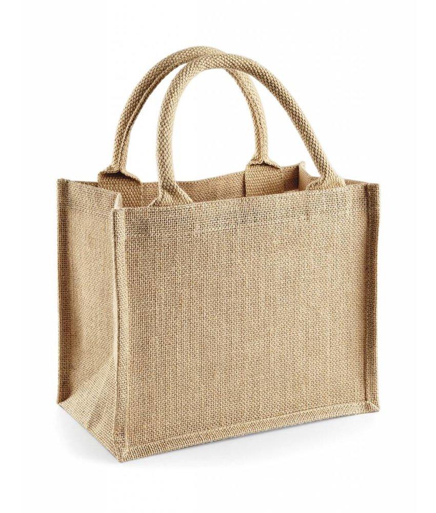 Westford Mill Jute Mini Gift Bag
