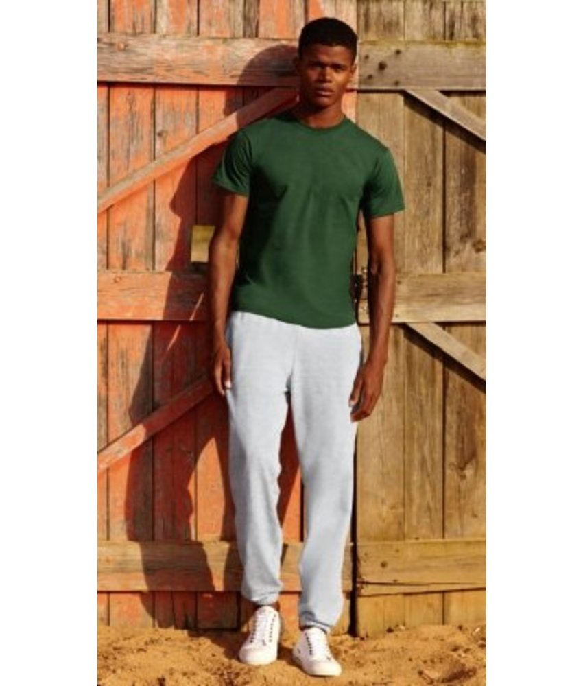 Fruit of the Loom Jog Pant with elasticated cuffs