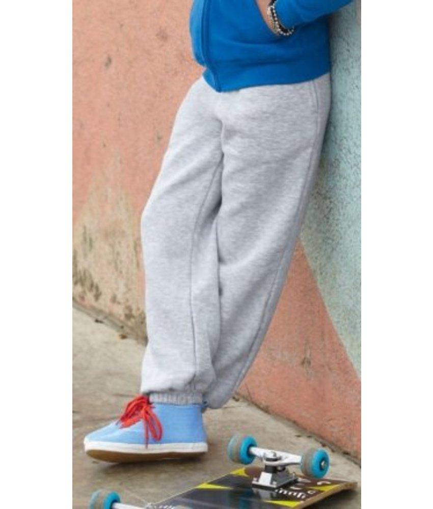 Fruit of the Loom | SC640250 | 246.01 | 64-025-0 | Kids' Premium Elasticated Cuff Jog Pants