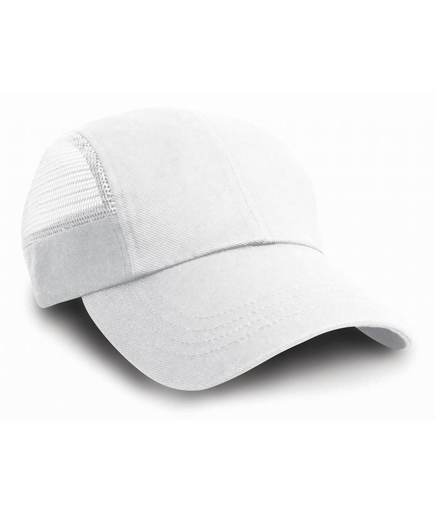 Result Headwear Sport Side Mesh Cap