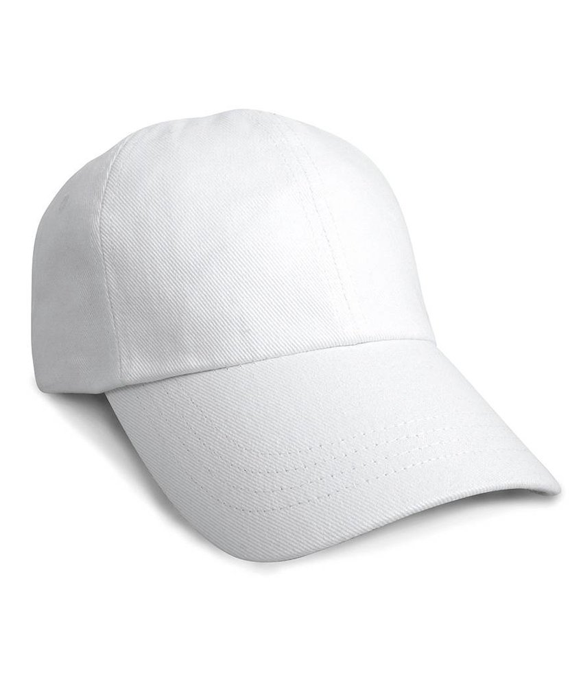 Result Headwear Heavy Cotton Drill Cap