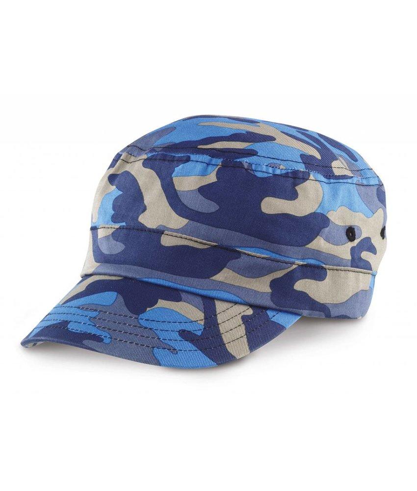 Result Headwear Camo Urban Cap