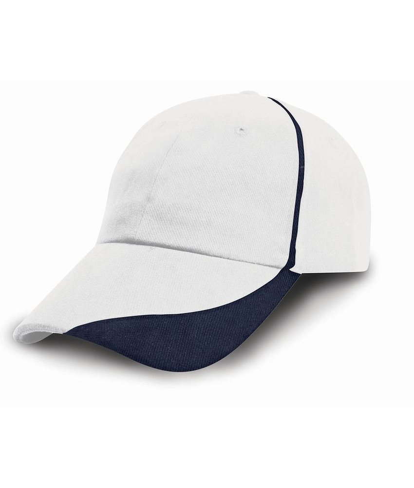 Result Headwear Brushed Cotton Drill Cap